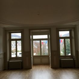 Bodenlegerarbeit nachher - All-in-One Renovationen Hittnau