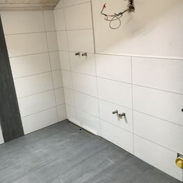 Badumbau nachher - All-in-One Renovationen Hittnau