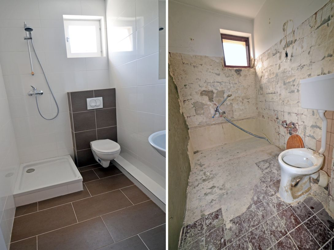 Badrenovation - All-in-One Renovationen Hittnau